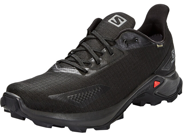 Salomon Alphacross Blast GTX Shoes Men, black/black/black